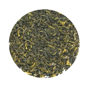 Image; Green Tea for Moroccan mint