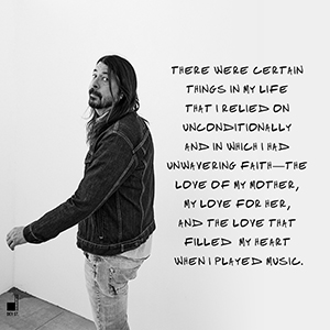 Dave Grohl Storyteller Foo Fighters Nirvana autobiography