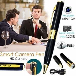 Spy Camera Pen HD