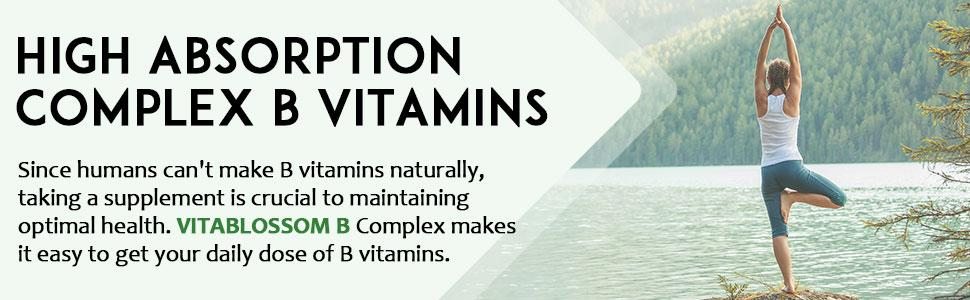 Liposomal super b complex vitamins