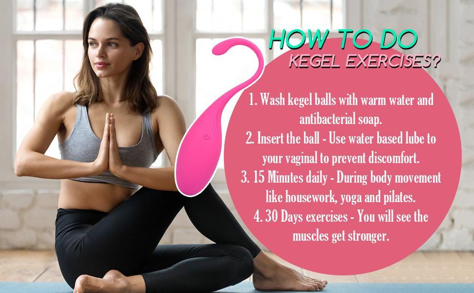 How to do kegel exercise