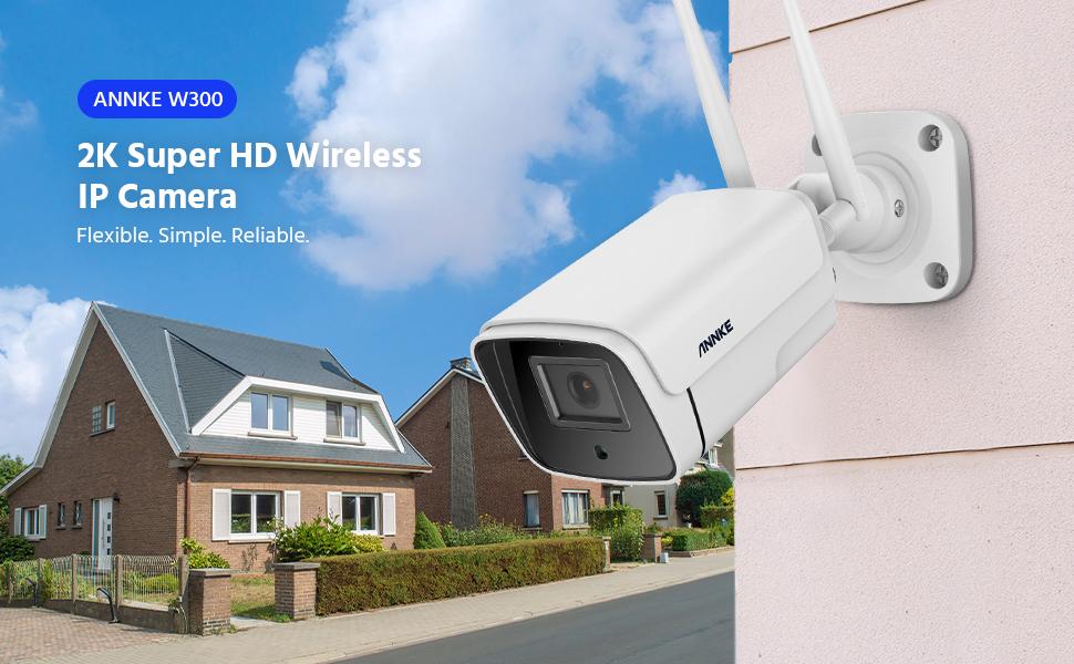 ANNKE W300 2K Wireless Camera
