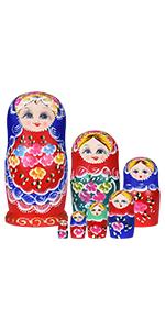 Russian Dolls(7PCS)