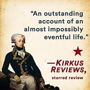 Kirkus praise