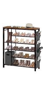 SH006-shoe rack