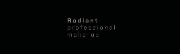Radiant Professional makeup
