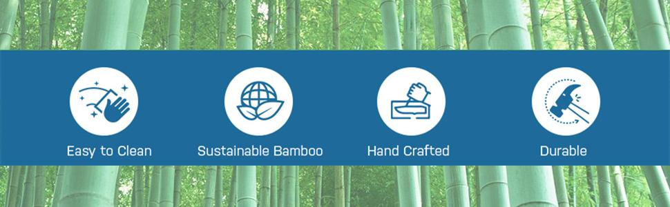 Drawer bamboo