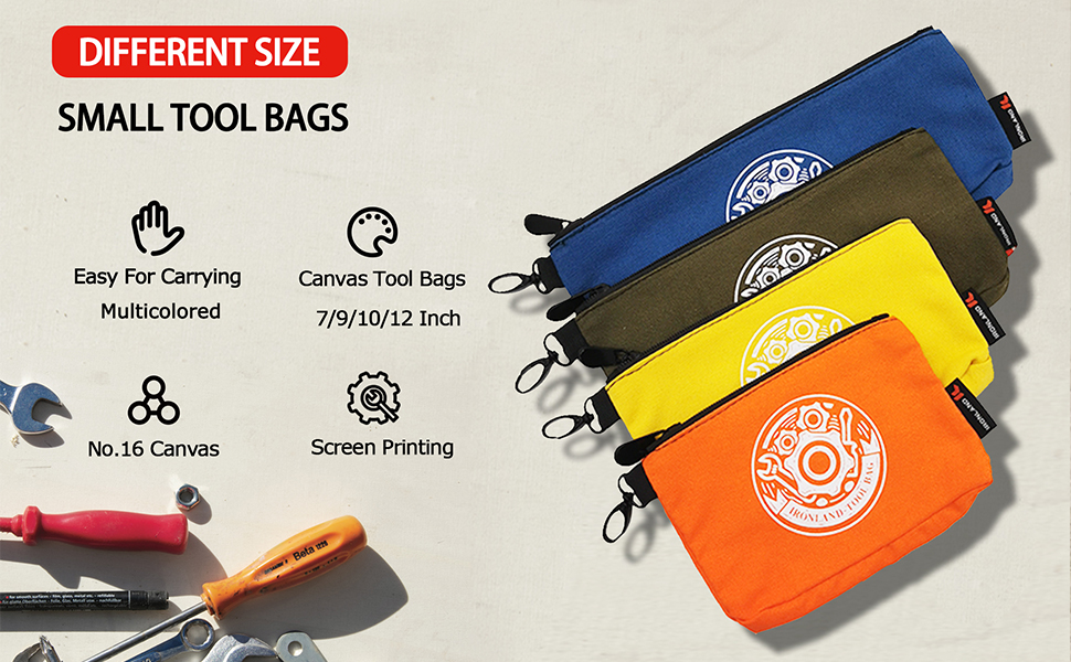 small tool bags