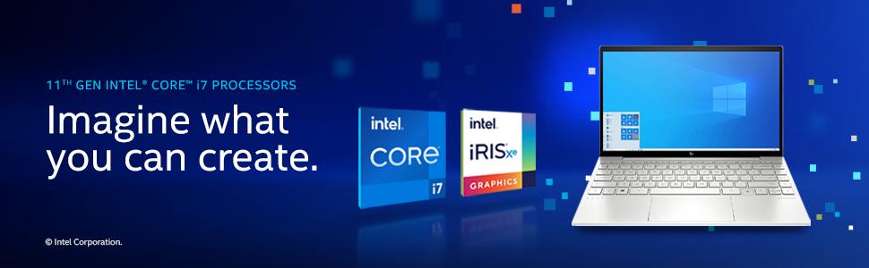 11th Gen Intel Core i7 Processors