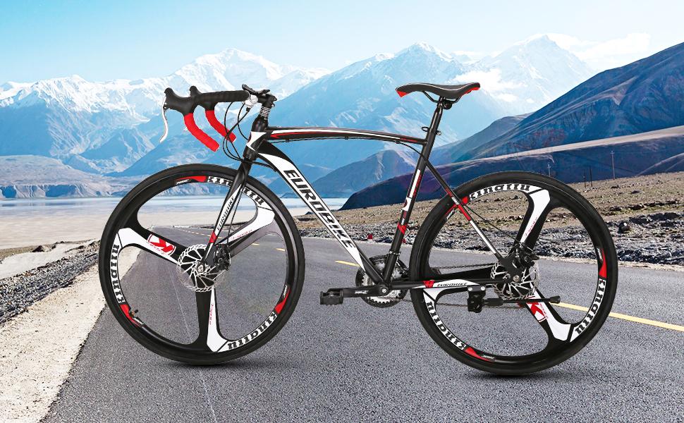 XC550 54 cm Frame Road Bike