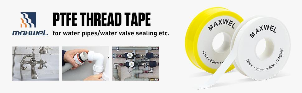 PTFE Teflon Tape Thread Seal