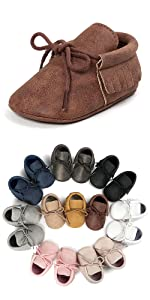 Baby Loafers Moccasins