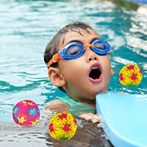 kids favor toy fillers, Water Soaker Balls, Pool and Beach toys, Fun Summer toys, splash bombs,