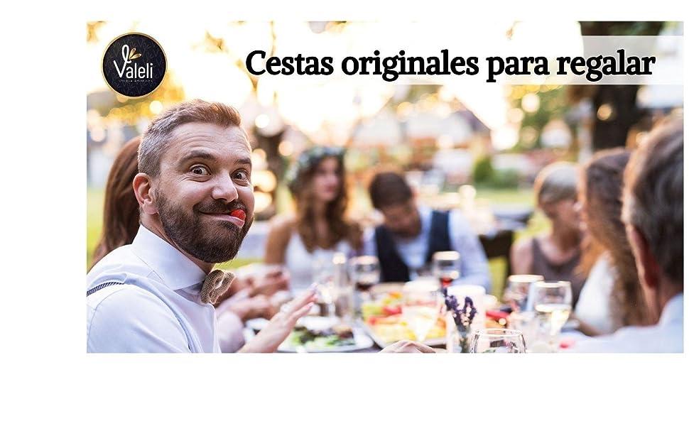 CESTAS ORIGINALES PARA REGALAR_Set Beer Lovers_Estrella Galicia con aperitivo