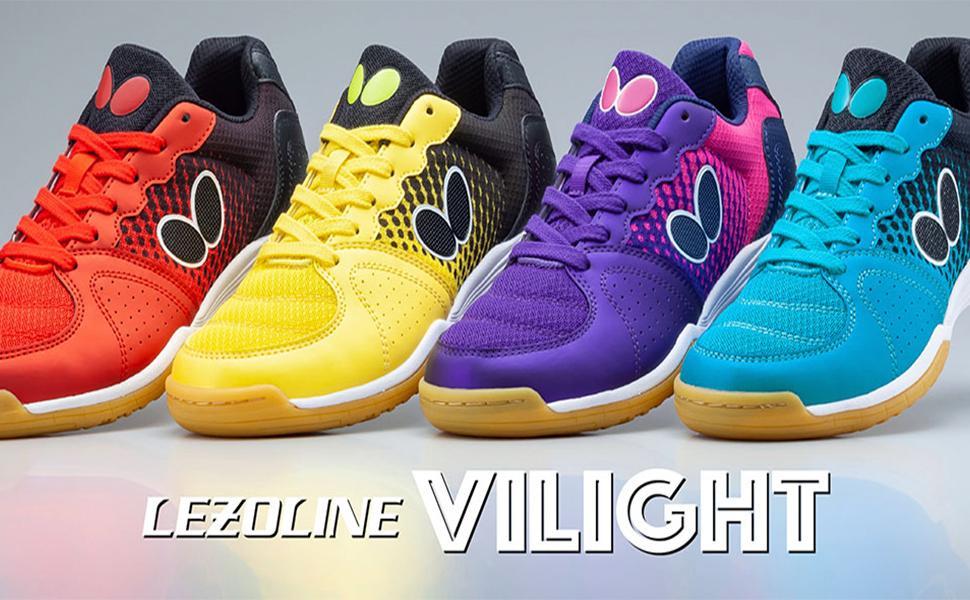 Butterfly Lezoline VILIGHT Table Tennis Shoes