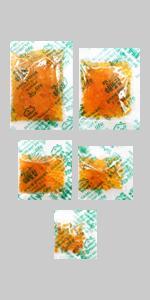 orange silicagel