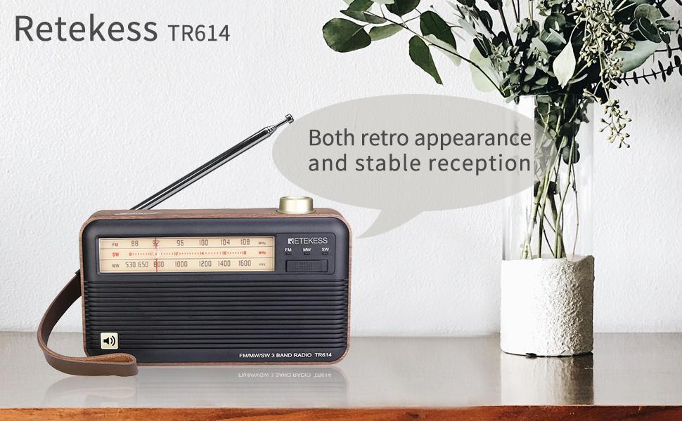 tabletop radio