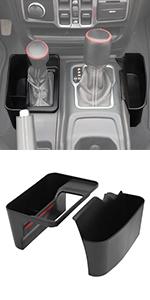 Gear Shift Storage Box
