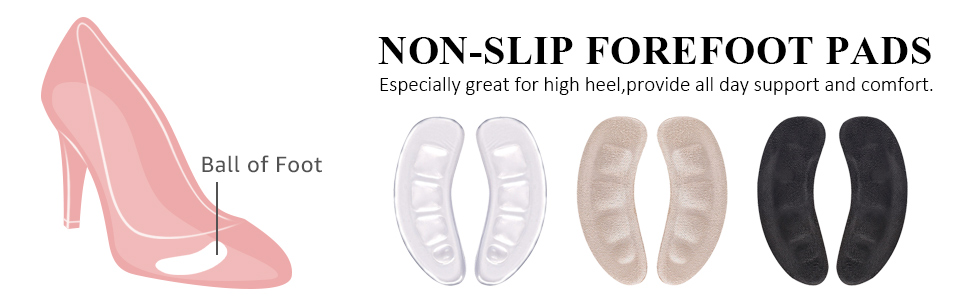 forefoot pad