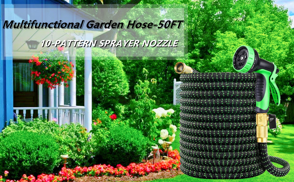 garden hose-50ft