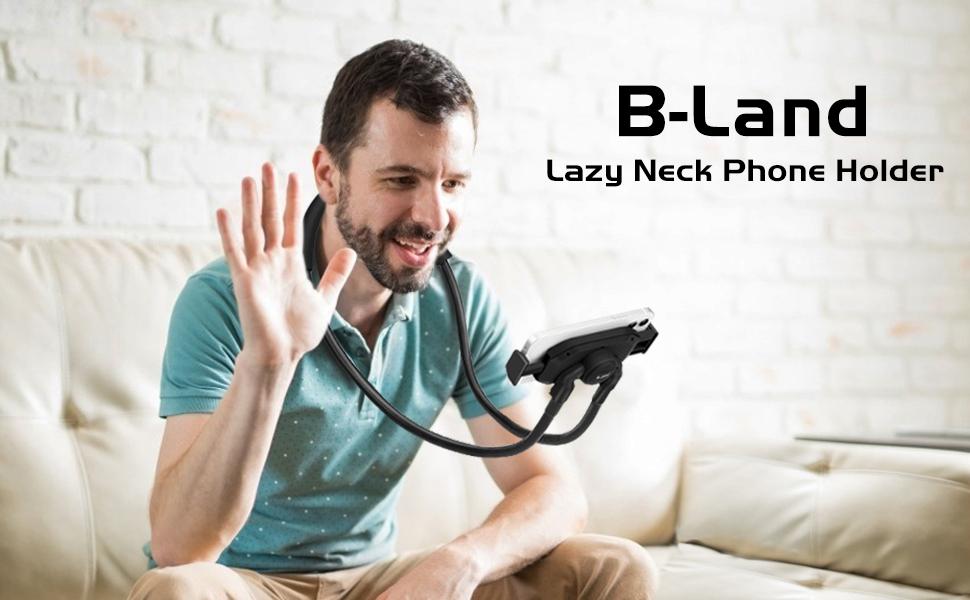 neck phone holder