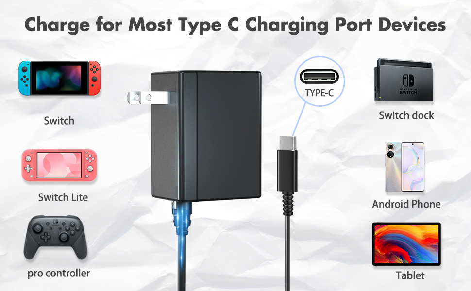 charge switch and lite and samsung phone