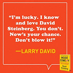 I know and love David Steinberg.