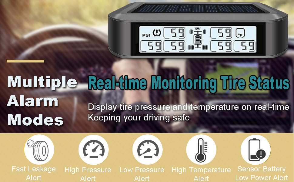 tire minder tire pressure monitoring system rv