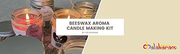 Beeswax Aroma Banner