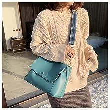 Casual Shoulder Handbags