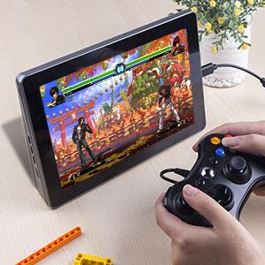 Gaming screen