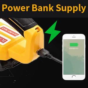 Power bank supply