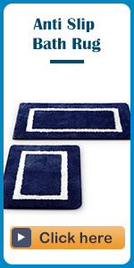 anti slip bath rug