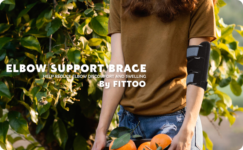 FITTO Elbow Support Brace