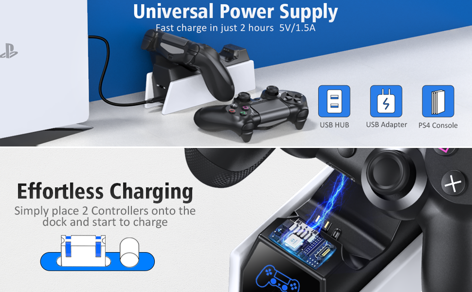 dualshock charger