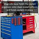 Magnetic Socket Organizer