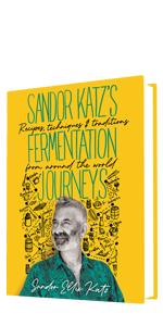 Sandor Katz Fermentation journeys