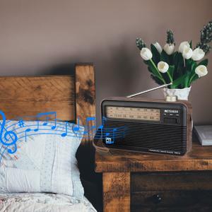 Bedroom radio