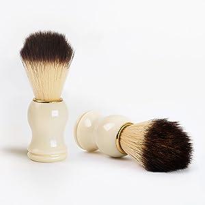 straight razor hair brush