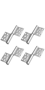 5 inch Lift Off Hinges