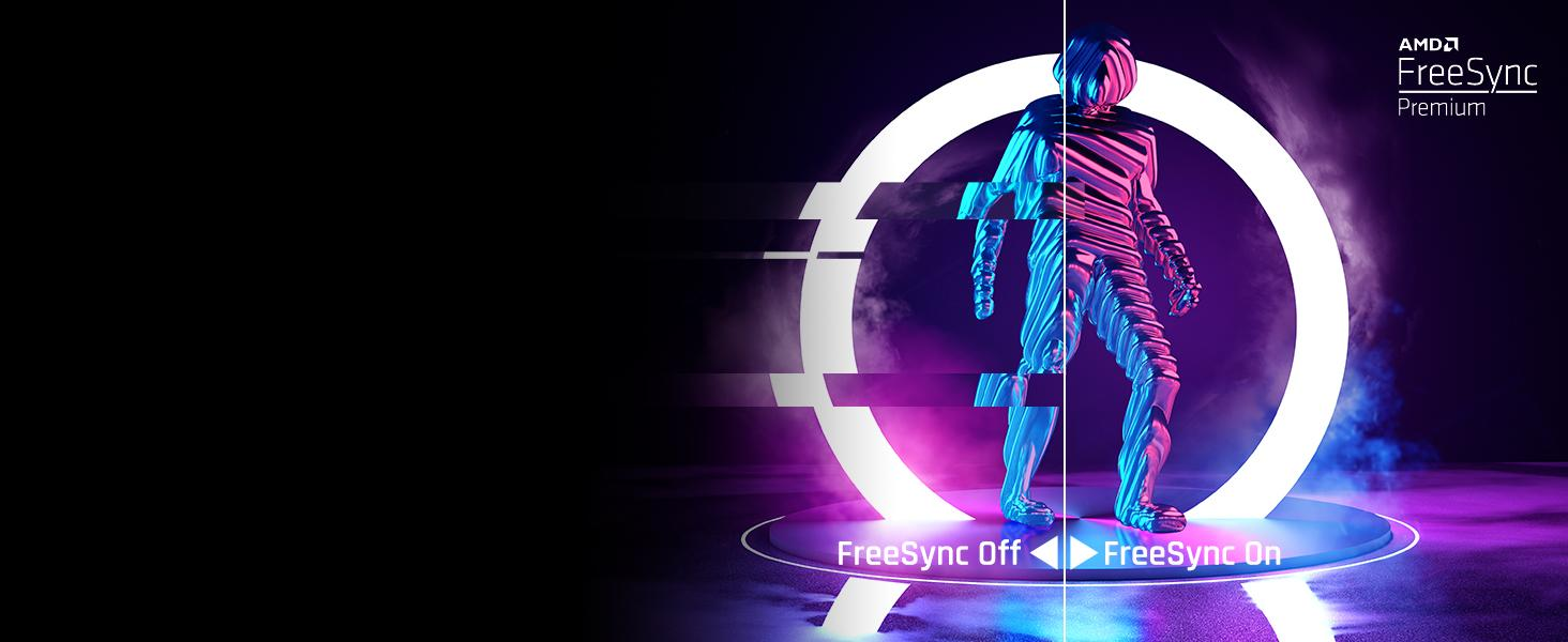 AMD FreeSync Premium technology