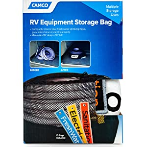 RV Equipment Storage Bag