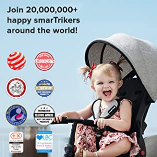 Join 20,000,000+ happy smarTrikers around the world