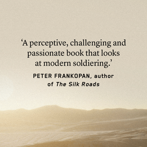 Praise from Peter Frankopan for The Changing of the Guard by Simon Akam