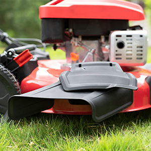 Side Discharge & Mulching Lawn Mower