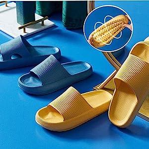 Multifunctional non-slip slippers