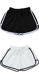 Women's 2 Pack Sport Shorts