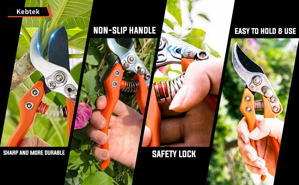 Sharp Pruning shear