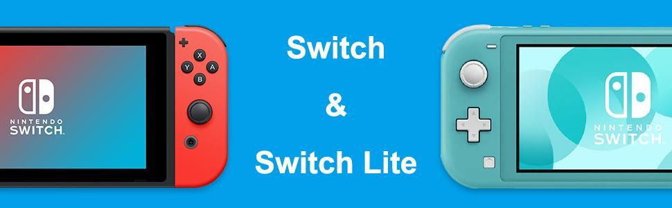 nintendo switch & switch Lite