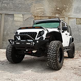 Hooke Road is a professional manufacturer and distributor for JeepⓇ steel bumper and accessory.